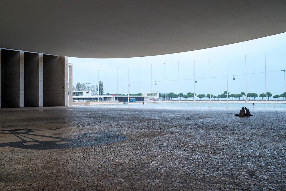 Pavilhao de Portugal Expo 98 Lisboa, Portugal