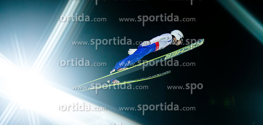 24.02.2015, Lugnet Ski Stadium, Falun, SWE, FIS Weltmeisterschaften Ski Nordisch, Skisprung, Herren, Training, im Bild Daiki Ito (JPN) // Daiki Ito of Japan during the Mens Skijumping Training of the FIS Nordic Ski World Championships 2015 at the Lugnet Ski Stadium, Falun, Sweden on 2015/02/24. EXPA Pictures © 2015, PhotoCredit: EXPA/ JFK