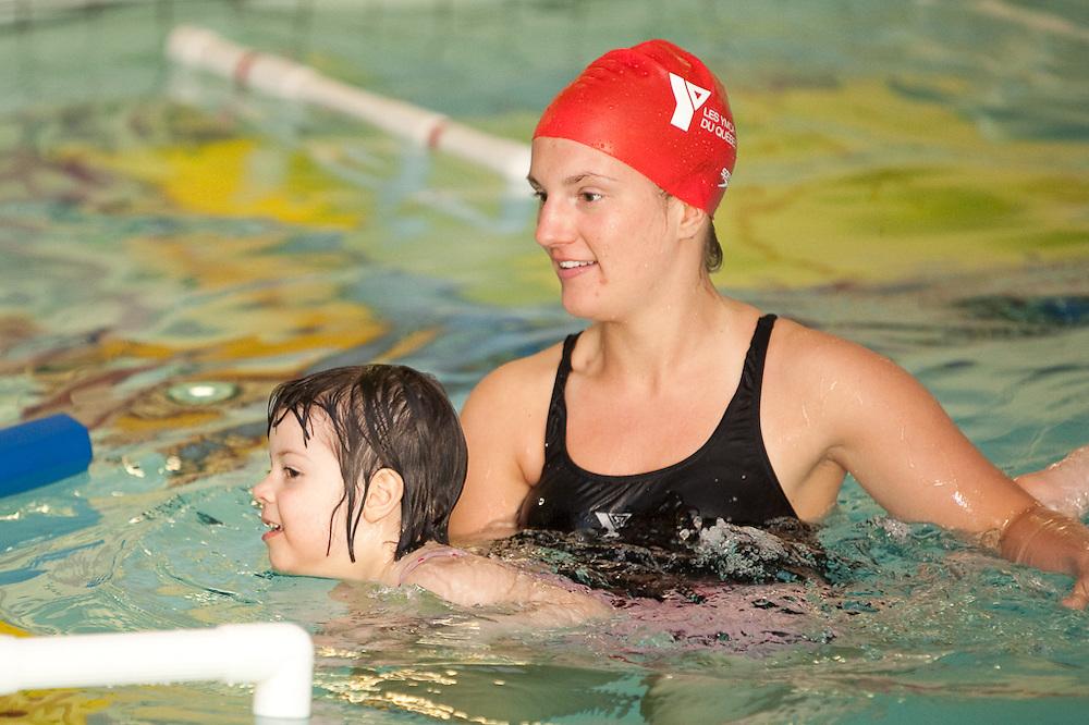 YMCA Monday Swimming Lessons