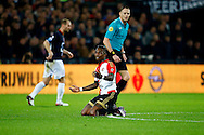 17-12-2015 VOETBAL: KNVB BEKER: FEYENOORD- WILLEM II: ROTTERDAM<br /> <br /> Eljero Elia van Feyenoord teleurgesteld <br /> <br /> Foto: Geert van Erven