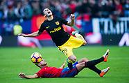 CA Osasuna Atletico Madrid