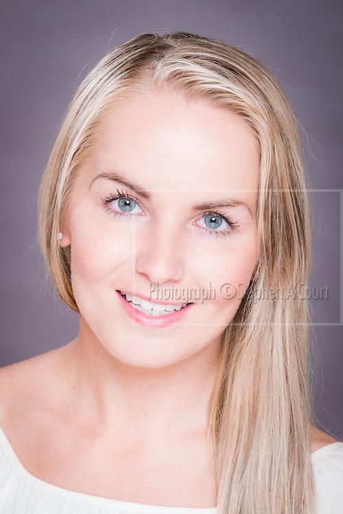 Natasha McAllister, actor singer dancer.  Photo credit: Stephen A'Court.  COPYRIGHT ©Stephen A'Court