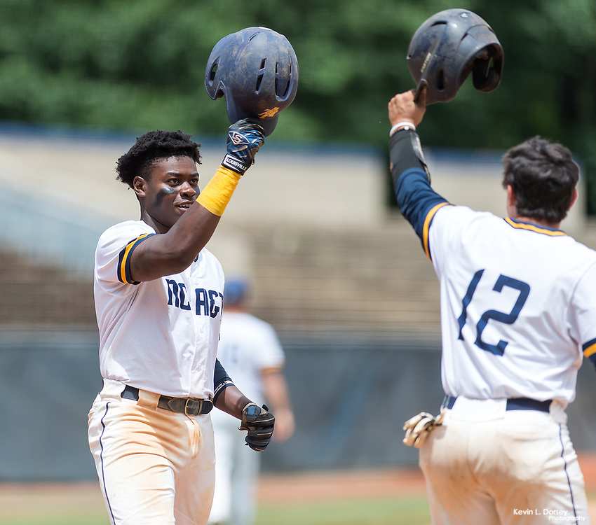 2017 A&T Baseball vs FAMU (Senior Day) \ www.ncataggies.com - Photo by: Kevin L. Dorsey