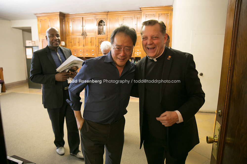 6/11/17 2:19:43 PM --  Chicago, IL<br /> The Negaunee Music Institute at the Chicago Symphony Orchestra <br /> <br /> Yo-Yo Ma Presents a Concert for Peace <br /> Presented in partnership with St. Sabina Church<br /> <br />  &copy;&nbsp;Todd Rosenberg Photography 2017