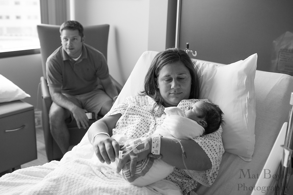 Brynn Marie at Virtua Hospital in Vorhees Township, NJ on Tuesday September 10, 2013. (photo / Mat Boyle)