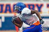 Boise St Football 2009 Fall Scrimmage 01