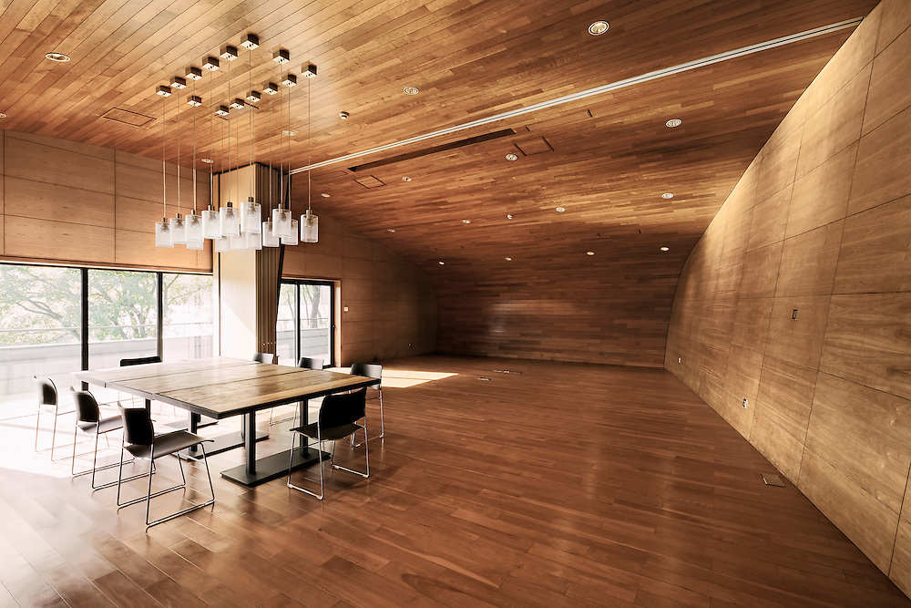 "CIPEA ""Boathouse"" Villa in Sifang development in Nanjing, China designed by Sanaksenaho architects."