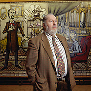 File - French Painter Bernard Buffet Archive