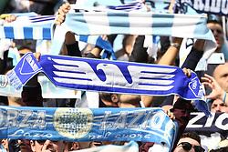 October 29, 2017 - Benevento, Campania, Italy - supporter of SS Lazio , during the Serie A match between Benevento Calcio and SS Lazio at Stadio Ciro Vigorito on October 22, 2017 in Benevento, Italy. (Credit Image: © Paolo Manzo/NurPhoto via ZUMA Press)