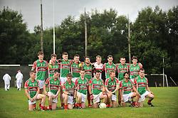 Ballina Stephenites junior football team.<br /> Pic Conor McKeown