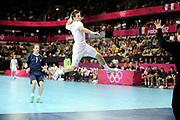 DESCRIZIONE : France Handball Jeux Olympiques Londres <br /> GIOCATORE : Barachet Xavier FRA<br /> SQUADRA : France Homme<br /> EVENTO : FRANCE Handball Jeux Olympiques<br /> GARA : FRANCE ARGENTINE<br /> DATA : 31 07 2012<br /> CATEGORIA : handball Jeux Olympiques<br /> SPORT : HANDBALL<br /> AUTORE : JF Molliere <br /> Galleria : France JEUX OLYMPIQUES 2012 Action<br /> Fotonotizia : France Handball Homme Jeux Olympiques Londres premier tour <br /> Predefinita :