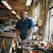 Valentine Toussaint, Bellyman at Steinway