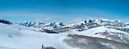 Deer Valley Resort winter scene