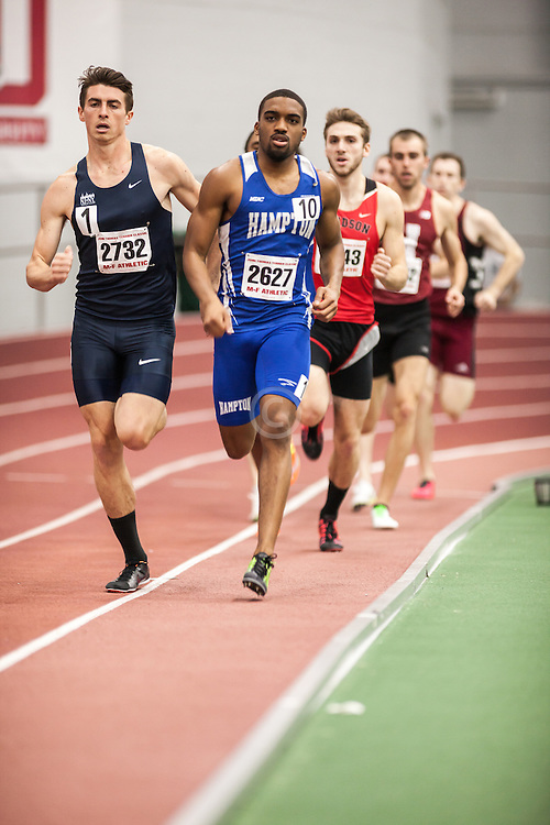 Boston University Scarlet & White Indoor Track and Field: men's 800 meters, Davidson College, Patrick Rollo