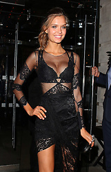 Model Josephine Skriver attends the Victoria's Secret after party at The London EDITION hotel. UK. 02/12/2014<br />BYLINE MUST READ : JAMESY/GOTCHA IMAGES<br /><br />Copyright by © Gotcha Images Ltd. All rights reserved.<br />Usage of this image is conditional upon the acceptance <br />of Gotcha Images Ltd, terms and conditions available at<br />www.gotchaimages.com