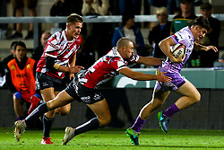 Jordan Bond of Exeter Chiefs - Mandatory by-line: Robbie Stephenson/JMP - 13/09/2019 - RUGBY - Franklin's Gardens - Northampton, England - Exeter Chiefs 7s v Gloucester Rugby 7s - Premiership Rugby 7s