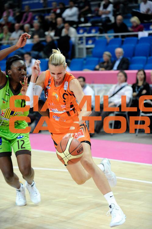 DESCRIZIONE : Ligue Feminine de Basket Ligue  1 Journee &agrave; Paris<br /> GIOCATORE : KALTSIDOU Styliani<br /> SQUADRA : Bourges<br /> EVENTO : Ligue Feminine 2010-2011<br /> GARA : Bourges &ndash; Saint-Amand-les-Eaux<br /> DATA : 17/10/2010<br /> CATEGORIA : Basketbal France Ligue Feminine<br /> SPORT : Basketball<br /> AUTORE : JF Molliere par Agenzia Ciamillo-Castoria <br /> Galleria : France Basket 2010-2011 Action<br /> Fotonotizia : Ligue Feminine de Basket Ligue 1 Journee &agrave; Paris<br /> Predefinita :