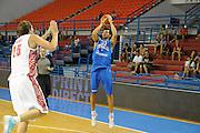 Cipro, 06/08/2011<br /> Cipro European Basketball Tour Italia Russia Italy Russia<br /> Nella foto: marco carraretto<br /> Foto Ciamillo