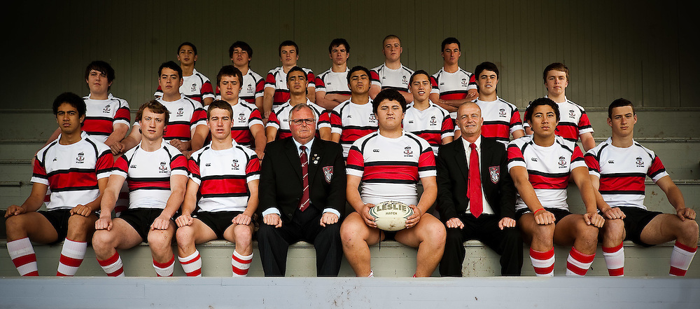 Scots College Rugby Teams heading to South America. Photo by Mark Tantrum