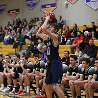 Men's Basketball: University of Wisconsin-Stout Blue Devils vs. Edgewood College Eagles