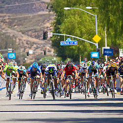 2013 Amgen Tour of California - Santa Clarita - Stage 3