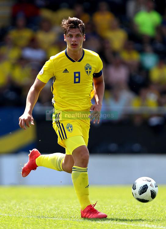 Kevin Ackermann, Sweden
