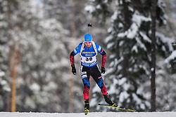 March 9, 2019 - –Stersund, Sweden - 190309 Alexander Loginov of Russia competes in the Men's 10 KM sprint during the IBU World Championships Biathlon on March 9, 2019 in Östersund..Photo: Petter Arvidson / BILDBYRÃ…N / kod PA / 92252 (Credit Image: © Petter Arvidson/Bildbyran via ZUMA Press)