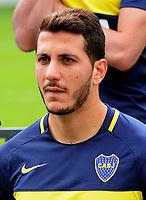 Argentina Football League First Division - Axion Energy 2016-2017 / <br /> Club Atletico Boca Juniors - <br /> Gonzalo Castellani