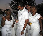 Janice Combs, Al Reynolds and Star Jones.P. Diddy Real White Party to commemorate Labor Day.P. Diddy Easthampton Estate.Easthampton, NY, USA.Sunday, September, 02, 2007.Photo By Celebrityvibe; .To license this image please call (212) 410 5354 ; or.Email: celebrityvibe@gmail.com;.