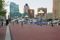 Inner Harbor, Baltimore, Maryalnd , USA