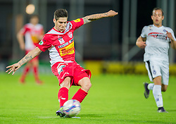 25.05.2016, Franz Fekete Stadion, Kapfenberg, AUT, 2. FBL, KSV 1919 vs SV Austria Salzburg, 36. Runde, im Bild Dominik Frieser (KSV 1919) // during the Austrian Erste Liga Match, 36th Round, between KSV 1919 and SV Austria Salzburg at the Franz Fekete Stadium, Kapfenberg, Austria on 2016/05/25, EXPA Pictures © 2016, PhotoCredit: EXPA/ Dominik Angerer