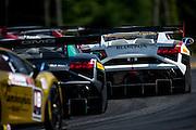 October 3-5, 2013. Lamborghini Super Trofeo - Virginia International Raceway. #17 Peter Strasser / Danyel Torres, Wisko Racing, Lamborghini of Washington
