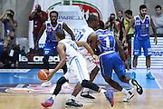 Dominic Waters<br /> Red October Cantu' Banco di Sardegna Sassari<br /> Basket serie A 2016/2017<br /> Milano 23/10/2016<br /> Foto Ciamillo-Castoria<br /> Provvisorio