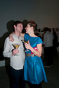 TIM STYLES; LEAH MCPHERSON, Wallpaper* Design Awards. Wilkinson Gallery, 50-58 Vyner Street, London E2, 14 January 2010 *** Local Caption *** -DO NOT ARCHIVE-&copy; Copyright Photograph by Dafydd Jones. 248 Clapham Rd. London SW9 0PZ. Tel 0207 820 0771. www.dafjones.com.<br /> TIM STYLES; LEAH MCPHERSON, Wallpaper* Design Awards. Wilkinson Gallery, 50-58 Vyner Street, London E2, 14 January 2010