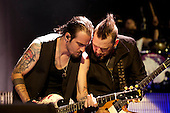 Three Days Grace at the First Niagara Pavilion on Sept. 16, 2011