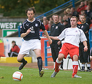 Matt Lockwood and Nathan Taggart - Stirling Albion v Dundee, IRN BRU Scottish League 1st Division, Forthbank Stadium, Stirling<br /> <br />  - © David Young<br /> ---<br /> email: david@davidyoungphoto.co.uk<br /> http://www.davidyoungphoto.co.uk