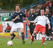 Matt Lockwood and Nathan Taggart - Stirling Albion v Dundee, IRN BRU Scottish League 1st Division, Forthbank Stadium, Stirling<br /> <br />  - &copy; David Young<br /> ---<br /> email: david@davidyoungphoto.co.uk<br /> http://www.davidyoungphoto.co.uk