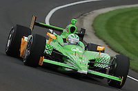 Townsend Bell, Indianapolis 500, Indianapolis Motor Speedway, Indianapolis, IN USA