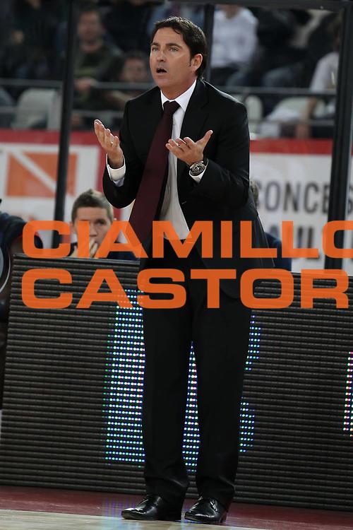 DESCRIZIONE : Roma Eurolega 2010-11 Top 16 Lottomatica Virtus Roma Regal Barcelona Barcellona<br /> GIOCATORE : Xavier Pascual<br /> SQUADRA : Regal Barcelona Barcellona<br /> EVENTO : Eurolega 2010-2011<br /> GARA : Lottomatica Virtus Roma Regal Barcelona Barcellona Barcelona<br /> DATA : 17/02/2011<br /> CATEGORIA : ritratto coach<br /> SPORT : Pallacanestro <br /> AUTORE : Agenzia Ciamillo-Castoria/ElioCastoria<br /> Galleria : Eurolega 2010-2011<br /> Fotonotizia : Roma Eurolega 2010-11 Top 16 Lottomatica Virtus Roma Regal Barcelona Barcellona<br /> Predefinita :