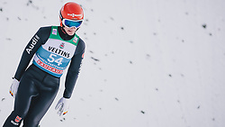 31.12.2019, Olympiaschanze, Garmisch Partenkirchen, GER, FIS Weltcup Skisprung, Vierschanzentournee, Garmisch Partenkirchen, Qualifikation, im Bild Stephan Leyhe (GER) // Stephan Leyhe of Germany during the Four Hills Tournament of FIS Ski Jumping World Cup at the Olympiaschanze in Garmisch Partenkirchen, Germany on 2019/12/31. EXPA Pictures © 2019, PhotoCredit: EXPA/ JFK