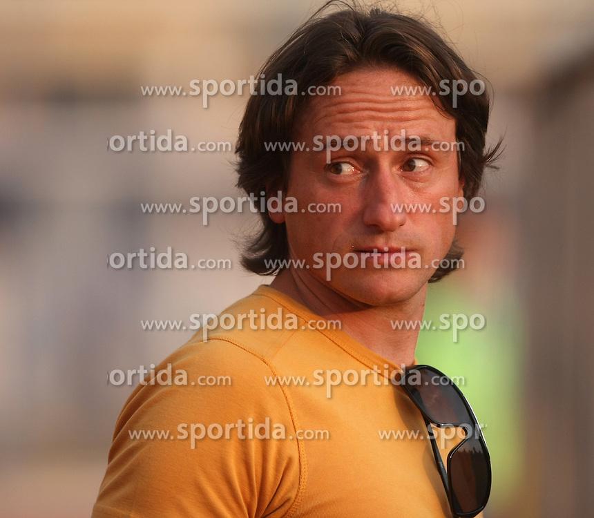Coach of Gorica Primoz Gliha  at 2nd Round of PrvaLiga Telekom Slovenije between NK Koper vs NK Hit Gorica, on July 26, 2008, in SRC Bonifika stadium in Koper. Gorica won the mach 3:1. (Photo by Vid Ponikvar / Sportal Images)