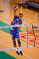 Connor HUGHES  - 13.12.2014 - Tourcoing / Montpellier - 11eme journee de Ligue A<br /> Photo :  Dave Winter / Icon Sport *** Local Caption ***
