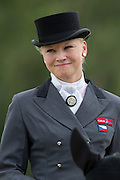 Barbora Dvornikova - Why Not<br /> FEI European Championships Dressage Juniors and Young Riders 2012<br /> © DigiShots