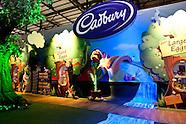 Kraft foods - Cadbury  Easter Trade Show