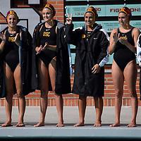 USC W Water Polo Senior Day