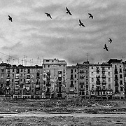 Finding a decent place to live is not easy in Barcelona and the surrounding metropolitan area where 70% of the foreign immigrants that live in Catalonia are located. There aren't many flats available for rental and they are extremely expensive and besides, most real estate agencies do not rent out flats to immigrants and it doesn't have anything to do with whether or not they earn a lot or a little; the owners just don't want them. Barcelona, Spain.