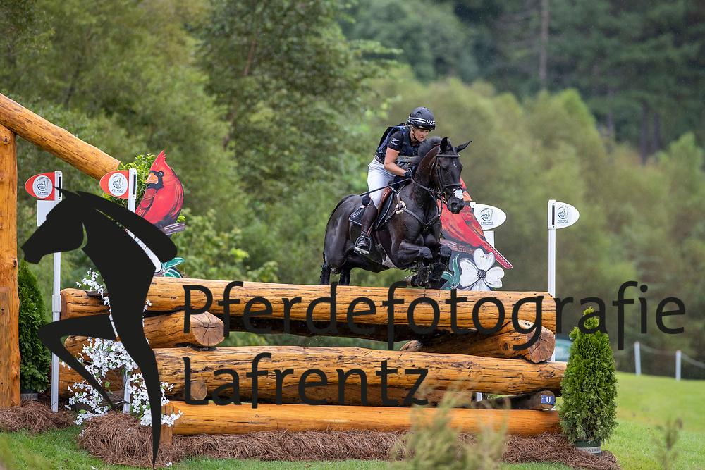 PRICE Jonelle (NZL), Classic Moet<br /> Tryon - FEI World Equestrian Games™ 2018<br /> Vielseitigkeit Teilprüfung Gelände/Cross-Country Team- und Einzelwertung<br /> 15. September 2018<br /> © www.sportfotos-lafrentz.de/Stefan Lafrentz