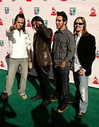 Oficina G3 attend the 10th Annual Latin Grammy Awards at the Mandalay Bay Hotel in Las Vegas, Nevada on November 5, 2009.
