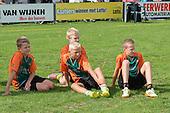 Kaatsen in Dronrijp Jeugd prijzen FB Oranjewoud Cup 2014