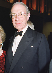 SIR ANGUS STIRLING at a dinner in London on 16th January 1998.  MEP 18 MO